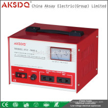 Новый тип полного медного быта AC Однофазный 50Hz / 60HZ 0.5KVA ~ 30KVA Сервомотор Автоматический стабилизатор напряжения Сделано в Китае