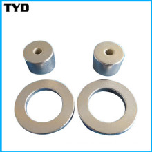 High Quality Strong Permanent NdFeB Magnet with Ring Shape