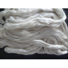 Combed and Worsted Sheep Wool Tops Med Shade 21.5mic/44mm for spinning yarn