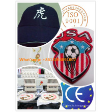 Multi-Color Computerized Cap Embroidery Machine Flag and T-Shirt Embroidery Machine