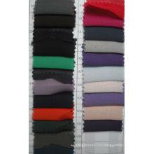 Tableau de couleur 100D en mousseline de soie
