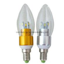 Ce y Rhos E14 3W 5730 SMD LED vela ligera