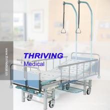 Lit orthopédique manuel 3-Crank (THR-TB004)