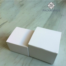 Fertigen Sie Ivory Board Packaging Boxen