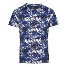 Feuchtigkeitsableitendes Dry Fit T-Shirt Mosaik