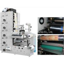 Narrow Label (Logo) Flexo Printing Machine (AC-320-6B)