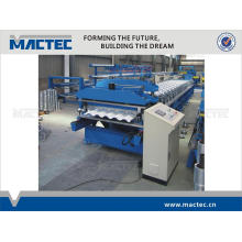 High quality automatic metal roof tile roll forming machine
