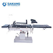 A3002 Hospital Manual Multifunctional Operating Table