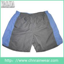 Tissu à séchage rapide Pantalons court / décontracté pour hommes
