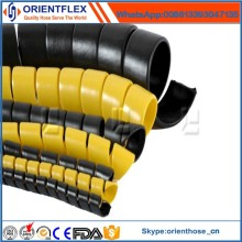 Braided Rubber PP Spiral Hydraulic Hose Guard
