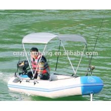 motor de popa 2 tempos 3.6HP gasolina para venda (Hangkai motor de barco)