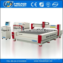 Alta velocidad de alta precisión de la máquina de corte de chorro de agua abrasivo