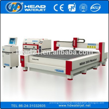 3axis water jet cnc machine three axis waterjet cutting machine