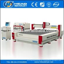 Alta velocidade alta precisão máquina de corte de jato de água abrasivo