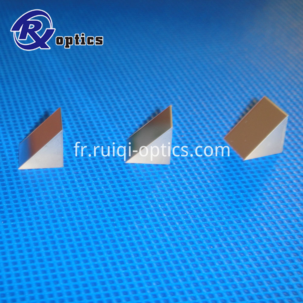 Aluminized Hypotenuse Right Angle Prisms