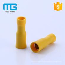 Fornecimento de fábrica PVC segurança sólida com isolamento de bala fêmea desconecta