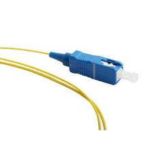 Vente chaude de 12 fils de fibre optique, câble de fibre optique prix / fibre optique en plastique