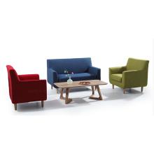 Sala de estar de tela 1 + 2 + 3 conjunto de sofá