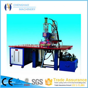 High Frequency Plastic Embossing Machine