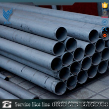 Tubo de aço inoxidável de alta tenisil transporte de gás