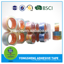 High quality single side bopp packing adhesive tape for sealing