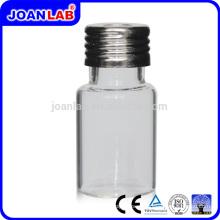 Frascos de amostrador automático de JOAN LAB com tampa de parafuso para uso em laboratório