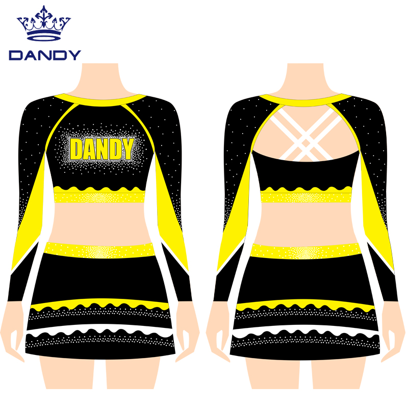 allstar cheerleading uniform