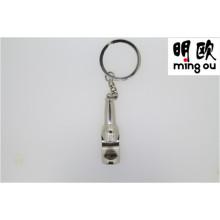 Werbe Souvenir Geschenk Schlüsselanhänger Flaschenöffner mit Qr-Code