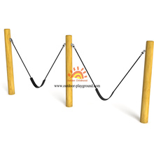 Swings Playground Reemplazo de columpios Equipos para escuelas