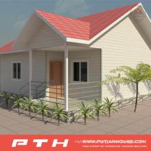 Prefabricated Modular Villa House China Manufacture