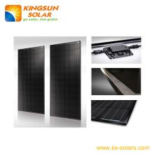 Paneles de energía solar monocristalinos de alta potencia de 300W