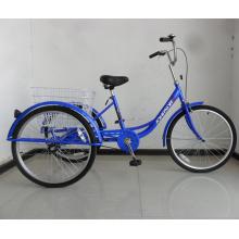 "Venta caliente 24 ""Pedal Assist Trike (FP-TRCY039)"