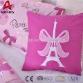 3pc pigment imprimer pas cher prix luxe literie couette ensembles correspondant à oreiller de décoration