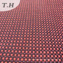 Linen Yarn Dye Checks Fabric for Sofa