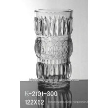 2013 most popular glass with new design without handle drink glassware/drink glass cup