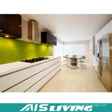 Fábrica de Foshan Armarios de la melamina Gabinetes de cocina para la casa (AIS-K192)