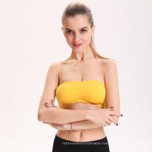 Alibaba china custom crop tops and bra, women sports bra,wholesale sports bra