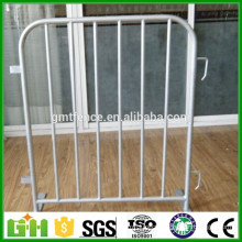 galvanized Steel Traffic Crowd Control Barrier for Road