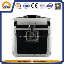 """Negro 12"""" DJ registro Lp-70 caja de aluminio para el almacenamiento de"""