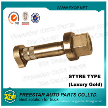 High Strength Styre Wheel Hub Bolt and Nut