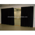 Black stage curtains,led stage curtain screen