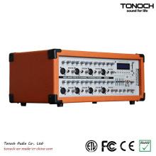 Tonoch 8 Kanal Power Box Mischpult