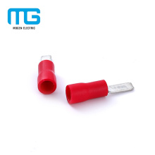 Factory Supply Flat Insulated Blade Crimp Naked Tuber Terminals