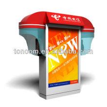 XG-50 cabine téléphonique personnalisée en Chine avec boîte lumineuse
