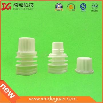Sojabohnenmilch Retortenbeutel 10mm PP Auslaufkappe