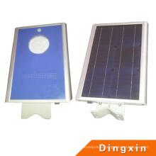 12W LED intégré tout dans un capteur solaire rue de capteur