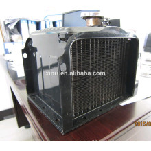 agricutural machinery spare parts condensor radiator