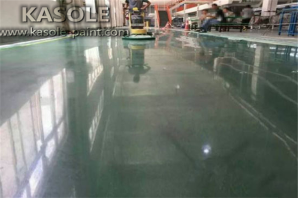 Fast Curing Epoxy Floor