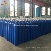 Cylindre de gaz oxygène 25L Europe