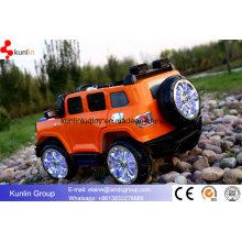 Carros elétricos do brinquedo das crianças